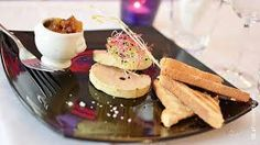 """Résultat de recherche d'images pour """"présentation assiette de foie gras"""""""