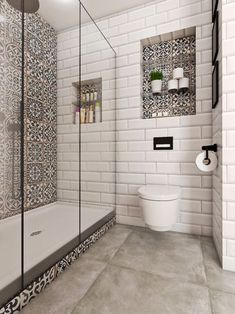 Moderno novo ruho stana na zagrebačkoj Trešnjevci - Jutarnji List Bathroom Niche, Boho Bathroom, Bathroom Trends, Bathroom Design Small, Bathroom Colors, Bathroom Interior Design, Upstairs Bathrooms, Bathroom Inspiration, Decoration