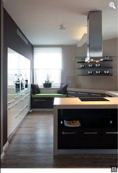 Kuchyň - sezení