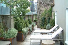 alec gunn landscape architects / upper east side terrace, nyc
