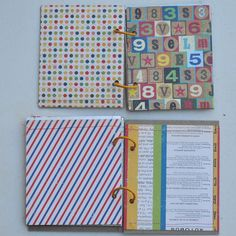 Art Journals - a good way of keeping it all together perhaps?