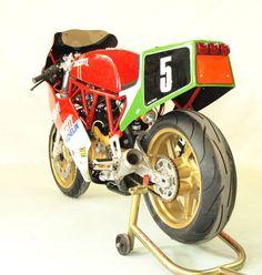 Ducati Pantah - 750 750F1 TT1 - 750cc