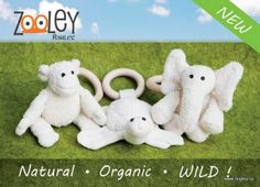 Our favourite #organic #teethers for baby!