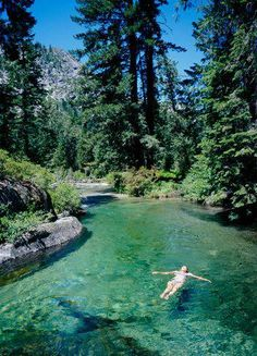 Alps Wilderness ~ Trinity County, California