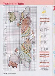Gallery.ru / Фото #1 - Cross Stitch Crazy 104 ноябрь 2007 - tymannost