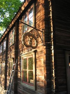 I'd love to visit the Open Air Museum in Stockholm. I'm sure would have a blast there! Bakery at Skansen Open Air Museum. Swedish Style, Swedish House, Sweden Cities, Scandinavian Countries, Sweden Travel, Le Havre, The Beautiful Country, Stockholm Sweden, Finland