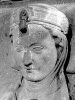 Matilda of England (also called Maud; 1156 – 28 June 1189) was the eldest daughter of Henry II of England and Eleanor of Aquitaine. Through her marriage with Henry the Lion, she was Duchess of Saxony and later of Bavaria.