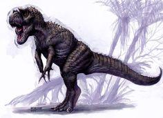 V-Rex Concept Artwork. By Greg Broadmore. King Kong Skull Island, Dinosaur Hunter, Prehistoric Creatures, Weird Creatures, Animal Sketches, Reptiles, Monster Hunter, Fauna, Creature Design