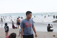 Pantai Anyer (Anyer Beach) in Serang, Banten