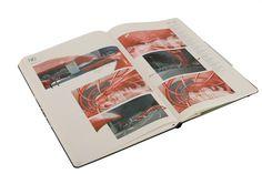 Moleskine con 400 dibujos firmados por los más grandes de la arquitectura contemporánea.