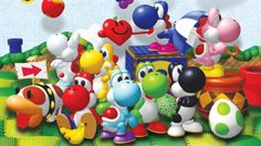 A complete history of Yoshi box art