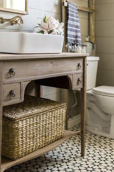 15 DIY Ideas for Bathroom Renovations 7