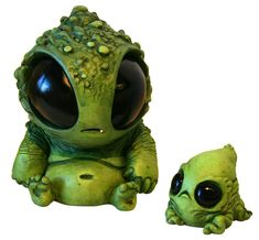 Little monsters by Chris Ryniak