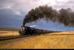 RailPictures.Net Photo: UP 3987 Union Pacific Steam 4-6-6-4 at Cheyenne, Wyoming by Collection of Chris Zygmunt
