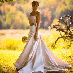 Beautiful Bridal: Fall Wedding Ideas