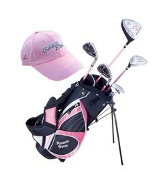 Paragon Golf Girls Golf Club Set, Pink, Ages 5-7 – Right Handed at http://suliaszone.com/paragon-golf-girls-golf-club-set-pink-ages-5-7-right-handed/