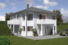 Hus - VestlandsHus Shed, Outdoor Structures, Outdoor Decor, Home Decor, Lean To Shed, Decoration Home, Room Decor, Backyard Sheds, Coops