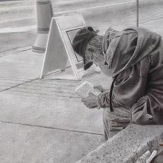 "Últimos detalhes pra um bom ""Reinício"" de semana - Lápis sobre papel, 2016  Last details for a good week ""Restarts"" - Pencil on paper, 2016  #desenho #hiperrealista #artwork #art #pencilonpaper #drawing #pencildrawing #monocrome #wip #workinprogress #hiperrealism #drawingoftheday #cre8hype  #staedtler  #arts_mag #artsanity #instartpics #instadaily #instagood #proartists #worldofpencils #dibujo #worldofartists #artists_rescue #artnerd2016 #artistic_empire #artistic_dome #artistic_unity…"