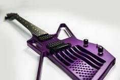 660 Guitars, nuevas ideas en el mundo de la guitarra eléctrica.