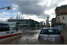 Carbon tax floated as an option for covering flood cost: Steward Former Calgary councillor thinks the unthinkable in the heart of oil count...