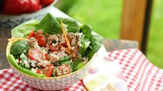 See what's on the Operation Transformation menu today! This is a great healthy recipe.