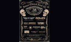 Areco Metal Fest IV: IAN, ROWEK y lo mejor del heavy metal gratis en Areco
