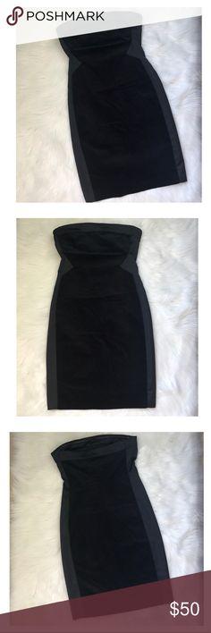 rachel rachel roy black velvet dress Cute rachel rachel roy black velvet dress silky on the sides. Pre-owned in great condition. Has zipper on the side. No trades 🌟 RACHEL Rachel Roy Dresses Mini