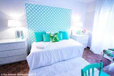 Bedroom via Home-Styling