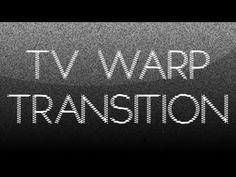 After Effects Tutorial: TV Warp Transition    http://www.youtube.com/watch?v=4KS2D_RwzMU