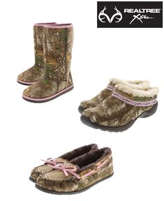 NEW Womens and Girls RealtreeXtra Camo Shoes and Boots by Payless. I WANT THOSE BOOTS!! uggcheapshop.jp.pn   cheap ugg boots for Christmas  gifts. lowest price.  must have!!!