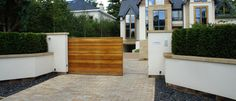 How your gate reacts to you and your visitors is fully customisable thanks to our extensive range of access controls. Access control can be as simple as pressing a button or as advanced as your smart home technology systems. IQW Gates can offer a full range of access interfaces and designs to suit all automated gate types, buildings and building designs.