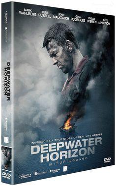 #DeepwaterHorizon DVD '0' PAL (2016) #MarkWahlberg, #KurtRussell, #Drama #Thriller
