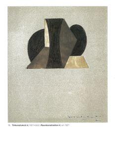 Laszlo Peter Peri, Space Construction, 1922-23 Bauhaus, Geometric Art, Art History, Construction, News, Space, Art, Building, Floor Space
