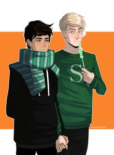 Albus and Scorpius by BOWTIEWIZARD : Photo