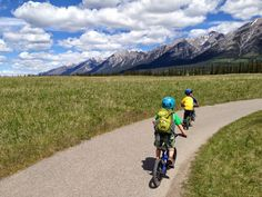 Family Adventures in the Canadian Rockies: Investing in a Lightweight Kids' Bike - Your Child is Worth It!