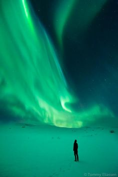 by Tommy Eliassen... where the lights touch the earth