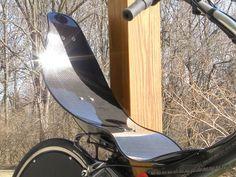 Very cool DIY Carbon Seat