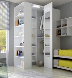 Closests, Did you know that 1 out of 3 people who failed inside their DIY do-it-yourself projects eventually , Bedroom Closet Design, Bedroom Wardrobe, Room Ideas Bedroom, Closet Designs, Bedroom Decor, Corner Wardrobe, Closet Layout, Cupboard Design, Space Saving Furniture