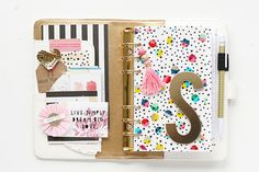 stephanie makes: Maggie Holmes january Planner