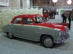 Simca Aronde taxi 50's