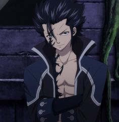 Gray at begining of the Season 3 Fairy Tail Gray, Fairy Tail Ships, Fairy Tail Juvia, Fairy Tale Anime, Fairy Tales, Fairy Tail Characters, Anime Characters, Natsu And Gray, Gray And Lucy