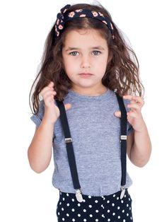 American Apparel - Kids Suspender