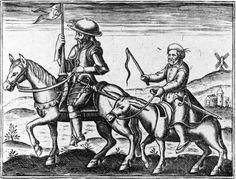 Algunas representaciones iconográficas de Don Quijote en Francia