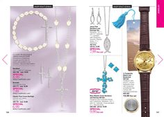 Are you in need of a religious gift for someone special?  Or are you looking for something special for yourself?  Check out Avon's beautiful religious jewelry that is on sale at my eStore: https://jtomlinson.avonrepresentative.com/