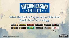 The article compares what positions banks took up last year with the ones they're taking this year and how all of this will grow bitcoin even more.  Your one stop for Bitcoin Casino Visit - http://BitcoinCasinoAffiliate.com