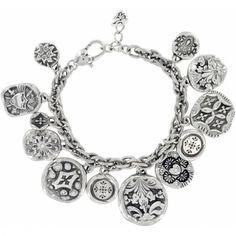 Regal Charm Bracelet  available at #Brighton