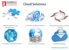 We offer a full range of #CloudSolutions at affordable price. You can find us here :http://www.cloudace.in/solutions/cloud-solutions/