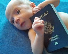 Are you planning to get your #NewbornBabyPassport? Read about essential documents that you will need for your baby to get a #USPassport.