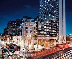 Edgware Road-Night view