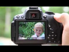 T4i/T5i Tips and Tricks Portrait  how to get background blur with kit lens